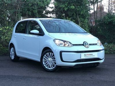 used VW up! 2016 5Dr 1.0 60PS Move Tech Edition