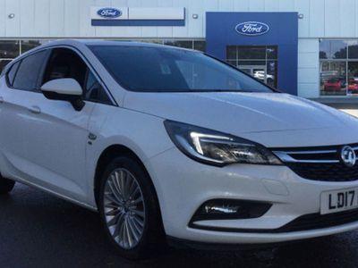 used Vauxhall Astra 1.4T 16V 150 Elite 5Dr