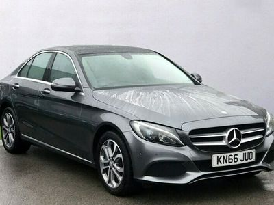 used Mercedes C350e C Class 2.06.4kWh Sport (Premium) Saloon 4dr Petrol Plug-in Hybrid G-Tronic+ (s/s) (293 ps)