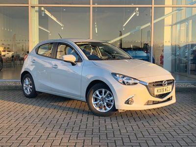 used Mazda 2 1.5 Se-L Nav+ 5Dr