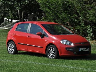 used Fiat Punto Punto 2010Opt Start-Stop Dynamic Hatchback 2010