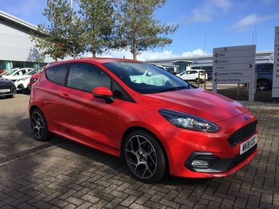 used Ford Fiesta 1.5 EcoBoost ST-2 3dr