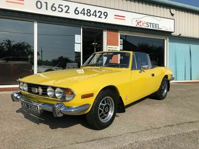 used Triumph Stag 3.0 2dr