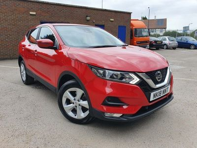 used Nissan Qashqai 1.5 dCi Acenta (s/s) 5dr