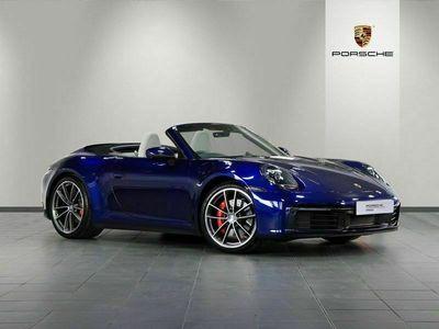 used Porsche 911 Carrera 4S Cabriolet 2dr PDK 3.0