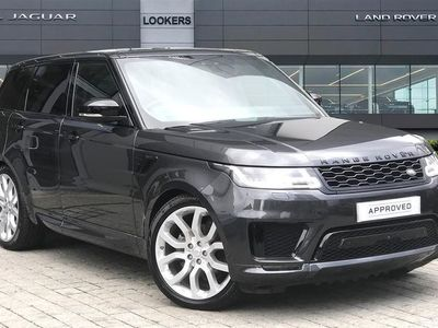 used Land Rover Range Rover Sport 2019 London 3.0 Sdv6 Autobiography Dynamic 5Dr Auto
