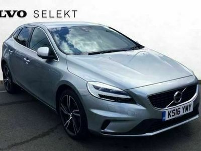 used Volvo V40 2.0 TD D2 R-Design Pro 5-Door Hatchback