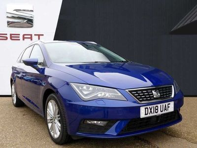 used Seat Leon ST Estate (2016) 2.0 TDI XCELLENCE Tech (150PS)