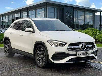 used Mercedes GLA200 GLA DIESEL HATCHBACKAMG Line Executive 5dr Auto