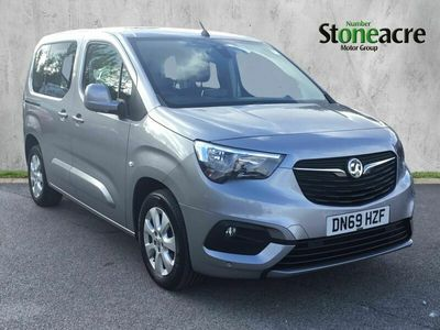 used Vauxhall Combo Life Energy S/S 1.5 Turbo D BlueInjection Energy MPV 5dr Diesel Manual (s/s) (100 ps)