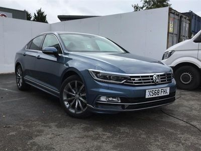 used VW Passat SALOON null
