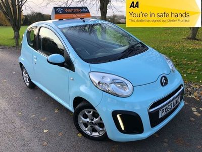 used Citroën C1 1.0 EDITION 3d 67 BHP Ideal First Car !