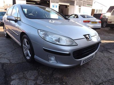 used Peugeot 407 2.0 HDi 136 SV 4dr