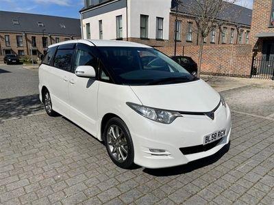 used Toyota Estima 2.4L 2.4 5d 155 BHP