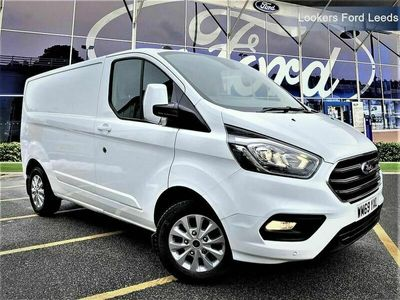 used Ford Custom Transit2.0 EcoBlue 130ps Low Roof Limited Van Auto