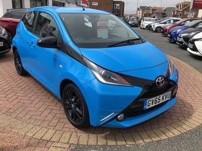 used Toyota Aygo Hatchback Special Editions 1.0 VVT-i X-Cite 2 5dr