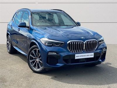 used BMW X5 2019 Belmont Industrial Estate xDrive30d M Sport 5dr Auto