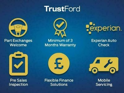 used Ford Transit Connect 1.5 EcoBlue 120ps Limited Van