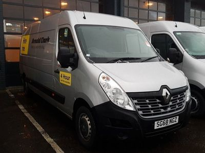 used Renault Master Lm35Dci 130 Business Medium Roof Van