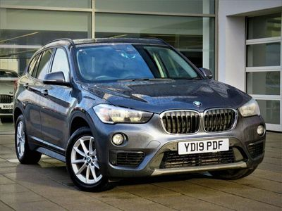 used BMW X1 Xdrive 20D Se 5Dr Step Auto