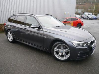 used BMW 320 3 Series d M Sport 5dr Step Auto Estate 2018