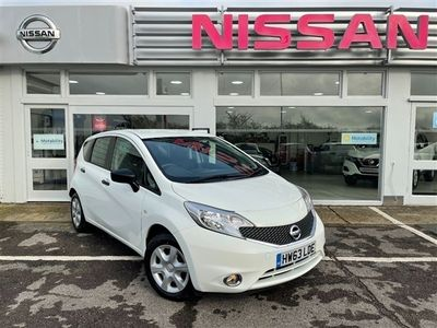 used Nissan Note Visia 1.2 5dr, 2013 ( )