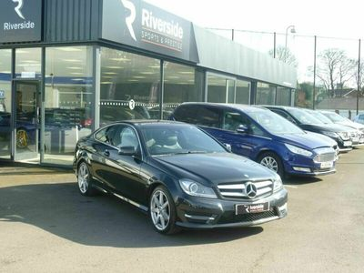 used Mercedes C250 C Class 2.1CDI BlueEFFICIENCY AMG Sport 2dr