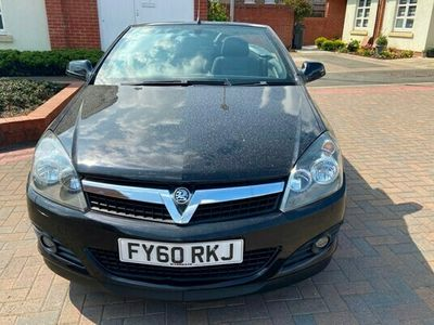 used Vauxhall Astra Cabriolet TwinTop 1.6 16V Sport (115bhp) 2d