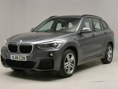 used BMW X1 sDrive 18d M Sport 5dr - NAV - ELECTRIC SEATS - BLUETOOTH AUDIO 2.0
