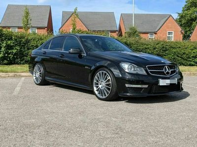 used Mercedes C63 AMG C Class 6.3AMG MCT 7S 4dr