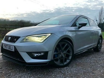 used Seat Leon SC 1.4 EcoTSI (150bhp) FR (Technology Pack) 3d
