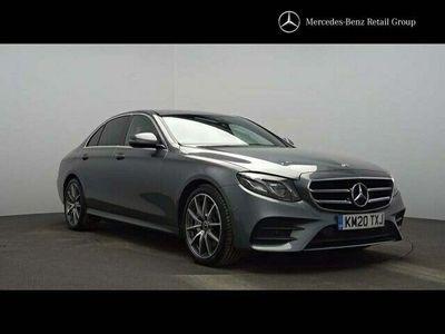 used Mercedes E350 E-ClassAMG Line Edition Premium 4dr 9G-Tronic