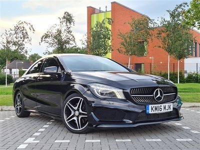 used Mercedes CLA220 CLA[177] AMG Sport 4dr Tip Auto