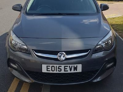 used Vauxhall Astra 1.6i Limited Edition 5dr
