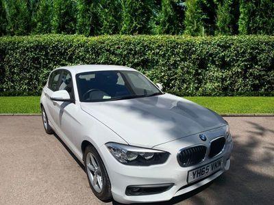 used BMW 116 1 Series 1.5d(115 PS) ED Plus s/s 5dr Hatch Hatchback 2015