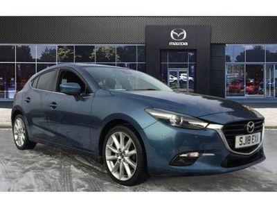 used Mazda 3 2.0 Sport Nav 5dr Petrol Hatchback