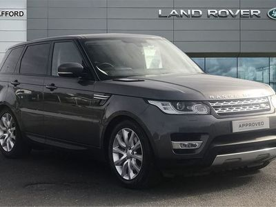 used Land Rover Range Rover Sport 3.0 SDV6 (306hp) HSE Estate 2016