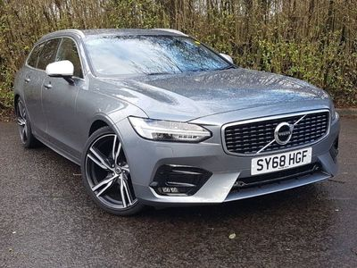 used Volvo V90 2.0 D4 R DESIGN Pro 5dr Geartronic Auto