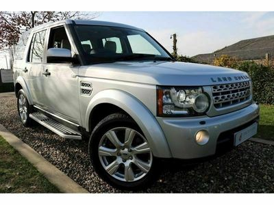 used Land Rover Discovery 4 3.0 SDV6 HSE Auto (IVORY Leather+7 Seater+Side Steps+Triple Sunroofs+Newly Serviced) 5dr