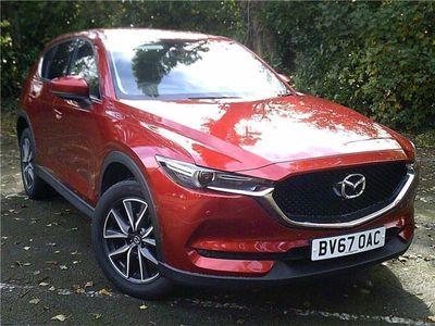 used Mazda CX-5 2.0 2WD Sport Nav (165ps) 5dr Estate