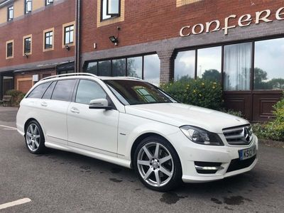 used Mercedes C350 C Class 3.0CDI BlueEFFICIENCY Sport G-Tronic 5dr