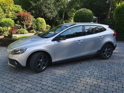 used Volvo V40 CC Cross Country 1.6 D2 Lux Nav Powershift (s/s) 5dr