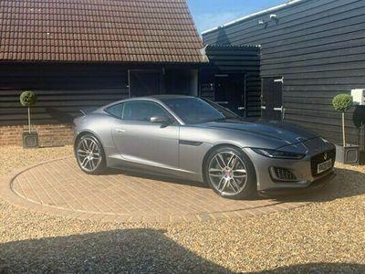 used Jaguar F-Type 5.0 V8 R-Dynamic Auto (s/s) 2dr
