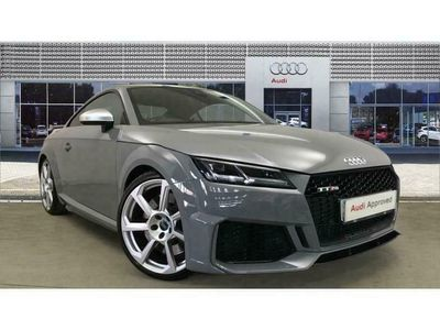 used Audi TT RS Coupé Coup- 400 PS S tronic
