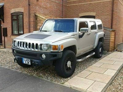used Hummer H3 Lux