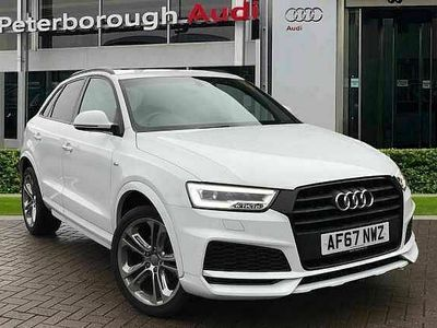 used Audi Q3 S line Edition 1.4 TFSI cylinder on demand 150 PS S tronic
