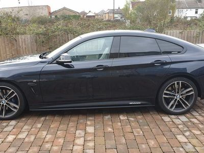 used BMW 420 Gran Coupé 4 Series Gran Coupe 2.0 i M Sport Auto (s/s) 5dr