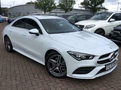 used Mercedes CLA200 CLA COUPEAMG Line 4dr Tip Auto
