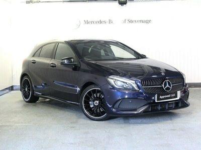 used Mercedes A220 A-ClassAMG Line Premium 5dr Auto