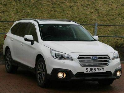 used Subaru Outback 2.5i SE Premium 5dr Lineartronic